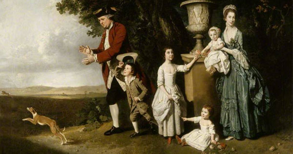 Children's Clothing | 18th Century Notebook