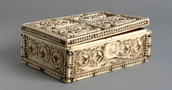 Ivory Boxes Bone Boxes Medieval And Renaissance